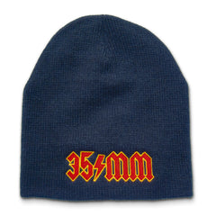 35mm Film Rock and Roll 100% Acrylic Beanie