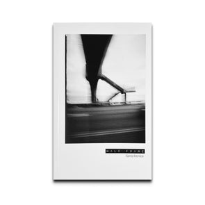 """Half Frame - Santa Monica"" by Edward Conde - Shoot Film Co."