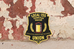 Film Shooters Union - Local 135 35mm Film Shooters Sticker
