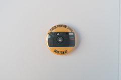 Classic Point & Shoots 1-Inch Button Set