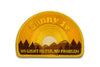Sunny 16 Version 2 Embroidered Patch - Shoot Film Co.