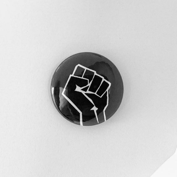 Black Lives Matter 1-Inch Pin Back Button - Shoot Film Co.