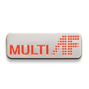 Multi AF Lapel Pin - Shoot Film Co.