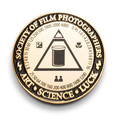 Society of Film Photographers Lapel Pin - Shoot Film Co.