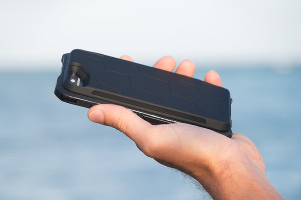 Sunny Solar Battery Case for iPhone