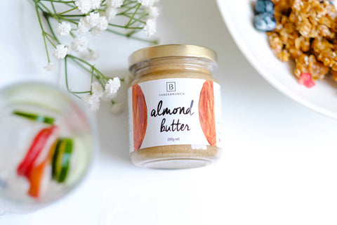 Best sellers: Almond Butter With Honey