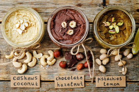 Customised Nut Butters