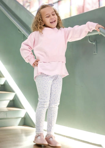 Stella Sweater- Light Pink