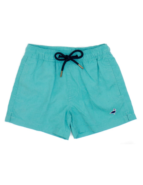 Swim Trunk- Seafoam
