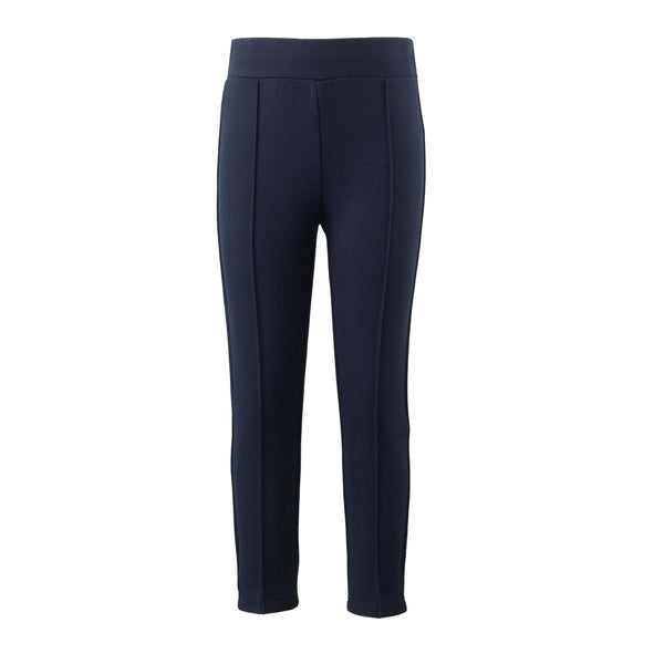 Ski Leggings- Navy - Blue Bonnet