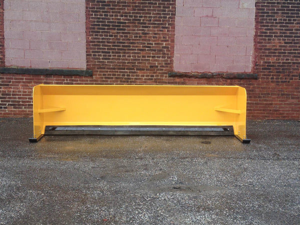 8 foot skid-steer push box