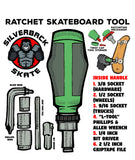 RATCHET SKATE TOOL (GREEN)