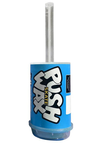 Push Wax: Blue Raspberry Skateboard Wax