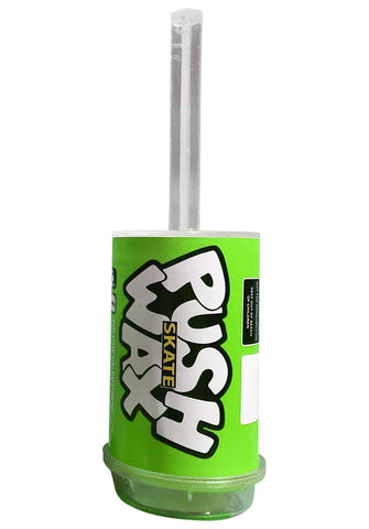 Push Wax: Green Apple Skateboard Wax