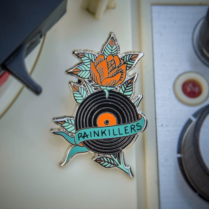 Painkillers Pin