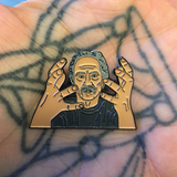In JC we trust Pin