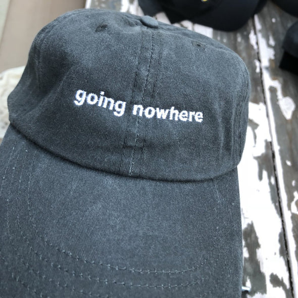 Going Nowhere Hat