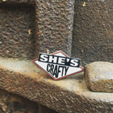 She's Crafty Pin
