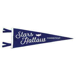 Stars Hollow, CT Pennant