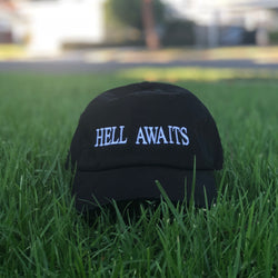 Hell Awaits Hat