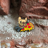 Stella Pizza Pin