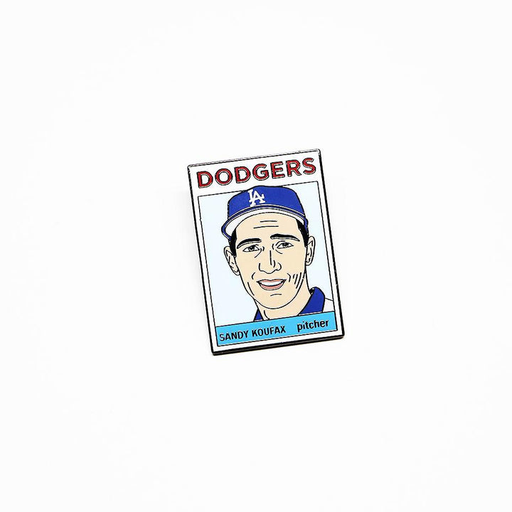Sandy Koufax Pin