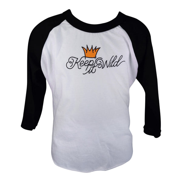 Keep it Wild Raglan