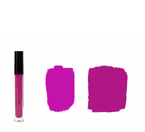 Liquid to Matte Lipstick: Brunch - Chateau Hi