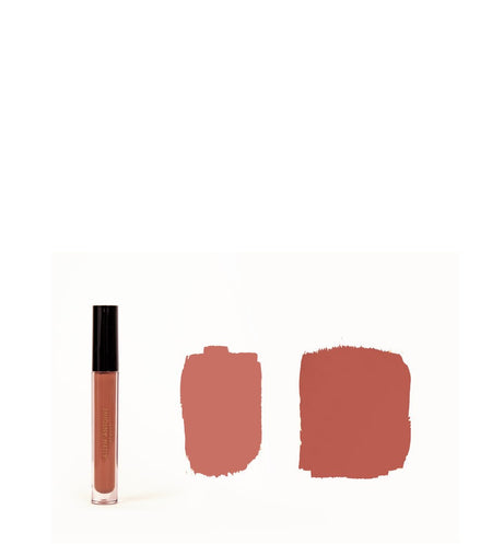 Liquid to Matte Lipstick: Intuition