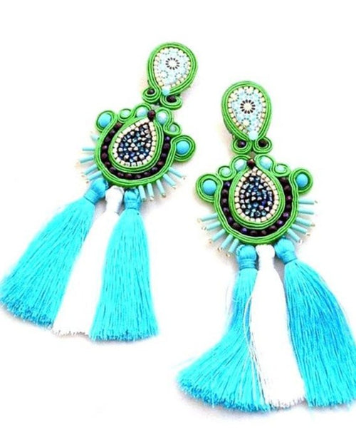 Tassels Galor Earrings