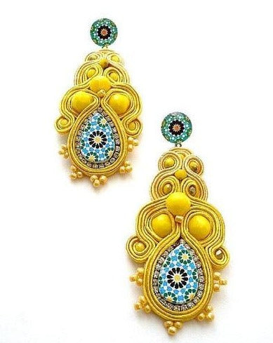 Alhambra Earrings - Chateau Hi
