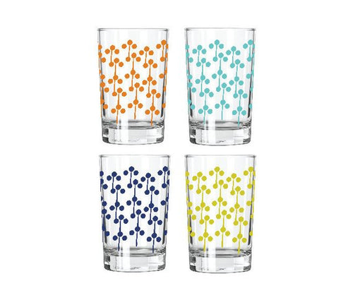 Erin Flett Drinking Glasses Lolli Pop