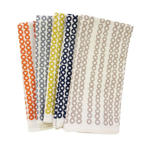 Set of Two Deco Dot Napkins - Chateau Hi
