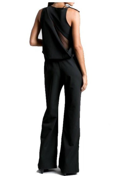 303739914d2 Mesh Back Jumpsuit - Chateau Hi ...