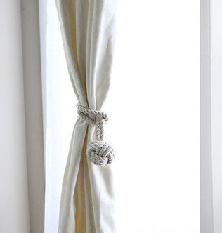 Curtain Tieback - Chateau Hi