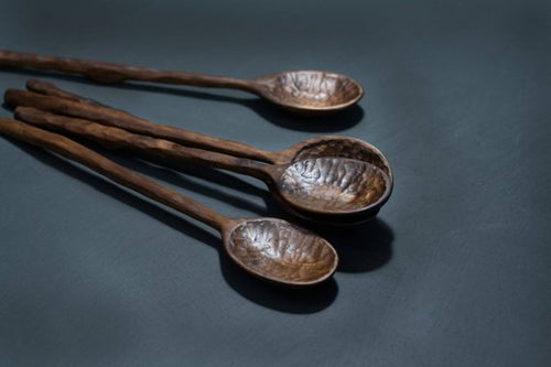 Rustic Wooden Spoon - Chateau Hi
