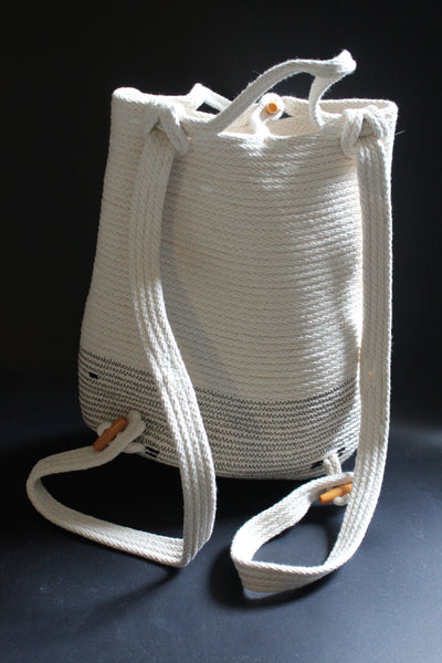 Rope Convertible Backpack - Chateau Hi