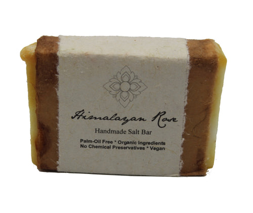 Himalayan Rose Salt Organic Soap - Chateau Hi