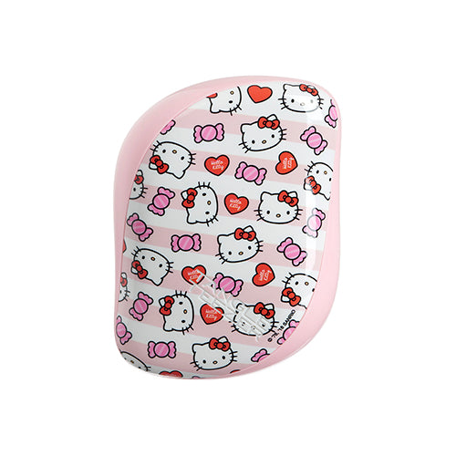 Расческа Tangle Teezer Compact Styler Hello Kitty Candy Stripes