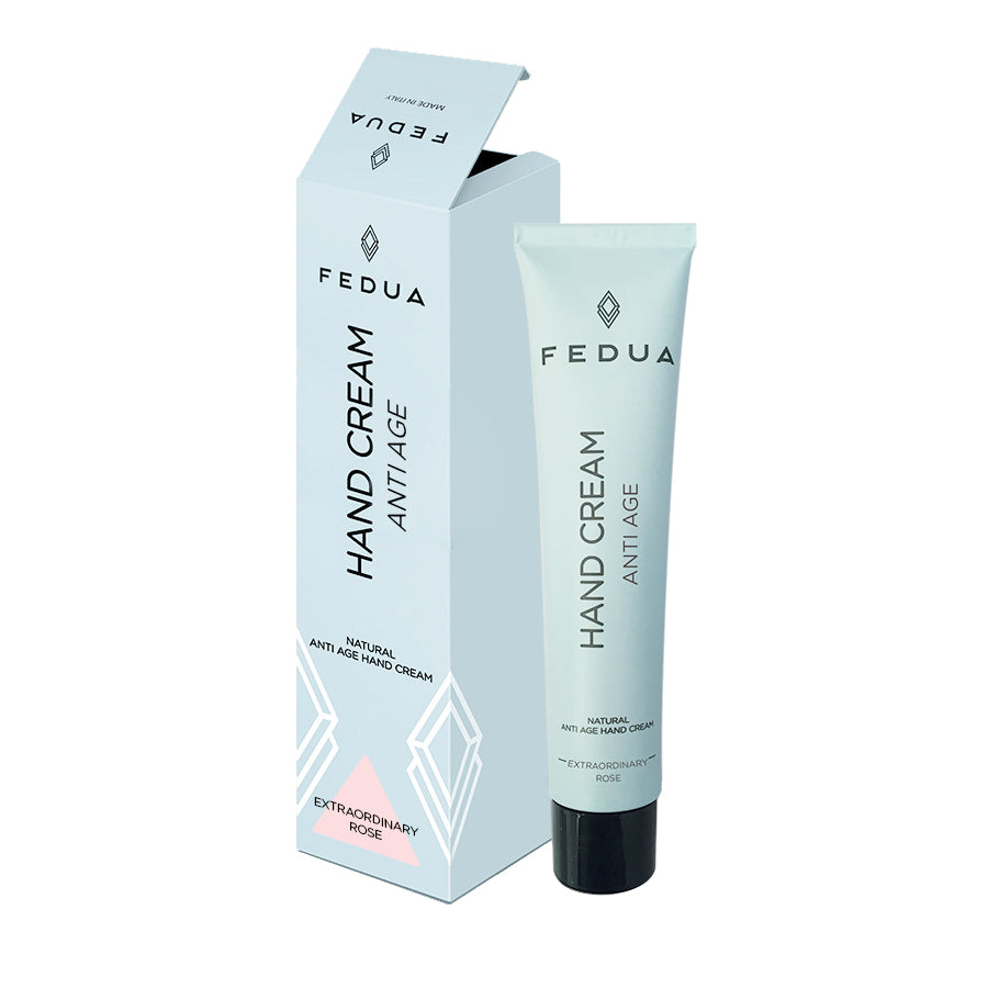 Fedua Hand Cream Anti-Age Extraordinary Rose Крем для рук Роза