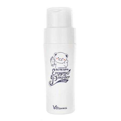 Elizavecca Milky Piggy Hell-Pore Clean Up Enzyme Powder Wash Энзимная пудра для умывания лица