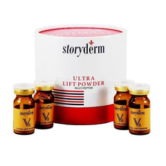 Storyderm Ultra Lift Powder Multi-Peptide Сторидерм пептидная маска-лифтинг для лица