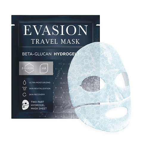Evasion Travel Mask Beta-Glucan Hydrogel mask Гидрогелевая маска