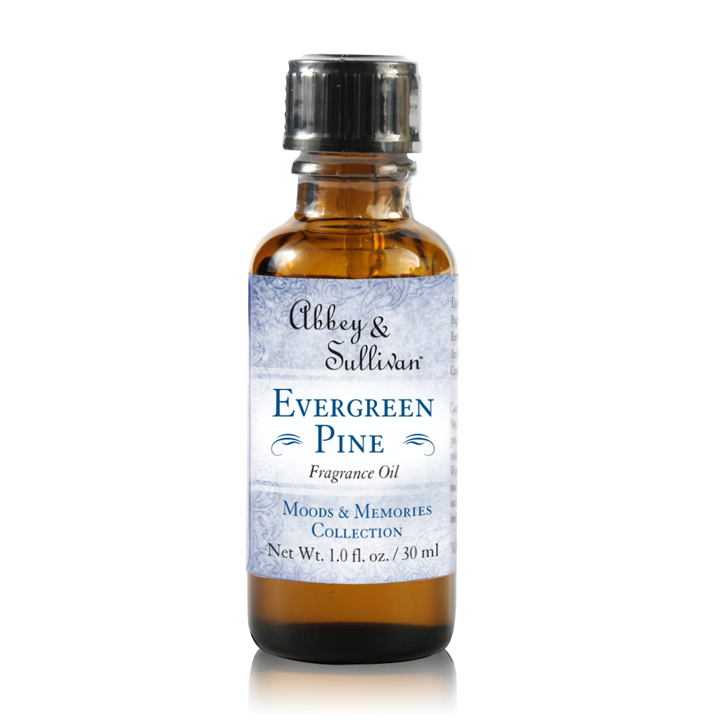 Fragrance Oil, Evergreen Pine