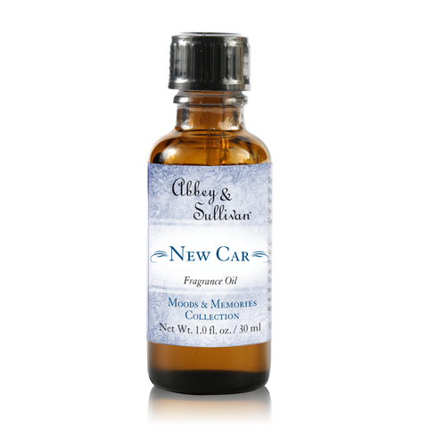 Fragrance Oil, New Car | Abbey & Sullivan