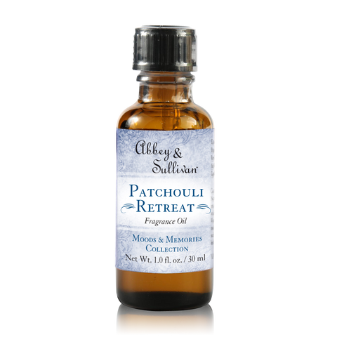 Fragrance Oil, Patchouli Retreat | Abbey & Sullivan