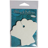 Unscented Air Freshener Paper Shapes