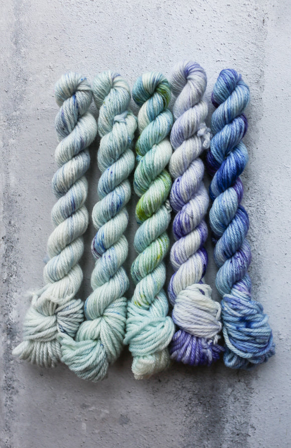 Reconnect With...SUPPORT | Re:Connect Charity Monthly Yarn February 2021 | IN STOCK