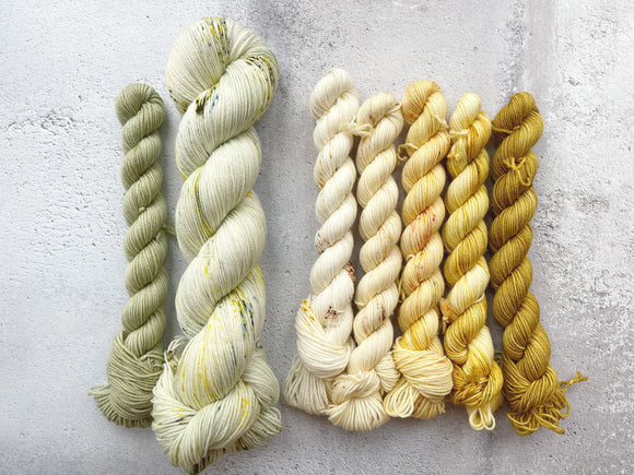 Reconnect With...HOPE | Re:Connect Charity Monthly Yarn January 2021 | IN STOCK