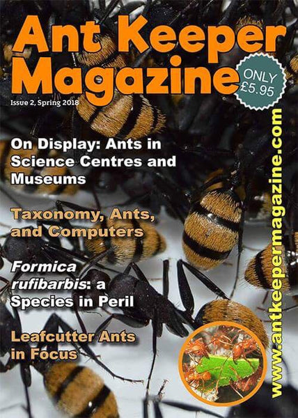 Ant Keeper Magazine (£2.50 weekend special)